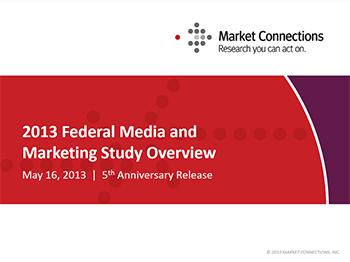 Federal Media & Marketing Study 2013