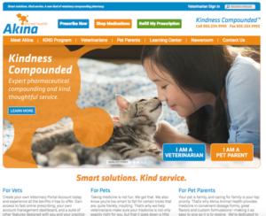 website look branding new divsion
