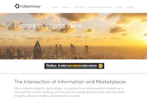 CoStar Group website