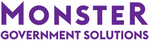 Monster Government Solutions logo