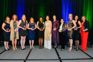 2018 Women in Technology Award Winners