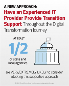 Digital Transformation and Infrastructure Modernization for State and Local Governments