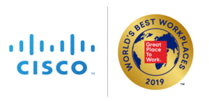 Cisco 2019 World's Best Workplace