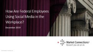 How Are Federal Employees Using Social Media in the Workplace