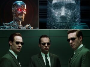 Hollywood representation of Artificial Intelligence
